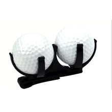 Brand 1*Outdoor Golf Ball Holder Putter Clip Golf Holder Ball Prop Organizer Accessory Golf Tools + Free shipping!