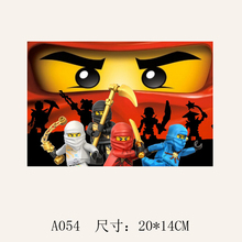 Mirage Ninja Heat Transfer Clothing Tattoo Sticker Offset PET Film Clothing Clothes Hot Strip Hot Strip patches patch
