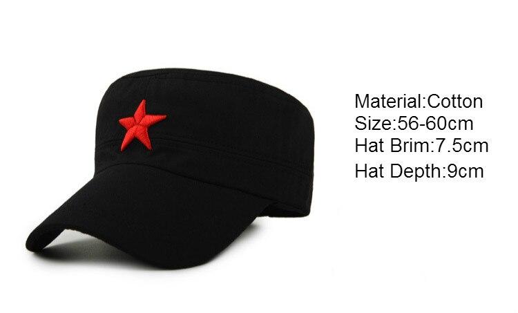 Must või roheline tähega nokamüts