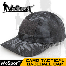 WOSPORT Tactical Military Baseball Cap Airsoft Army Hiking Fishing Climbing paintball accessory Sun Hat With Adjustable Size