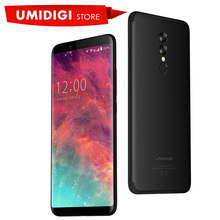 "UMIDIGI S2 Dual Rear Camera 6.0"" 5100Mah Battery Smart Mobile Phone 4GB RAM 64GB ROM Google Play Android Cell Phone"