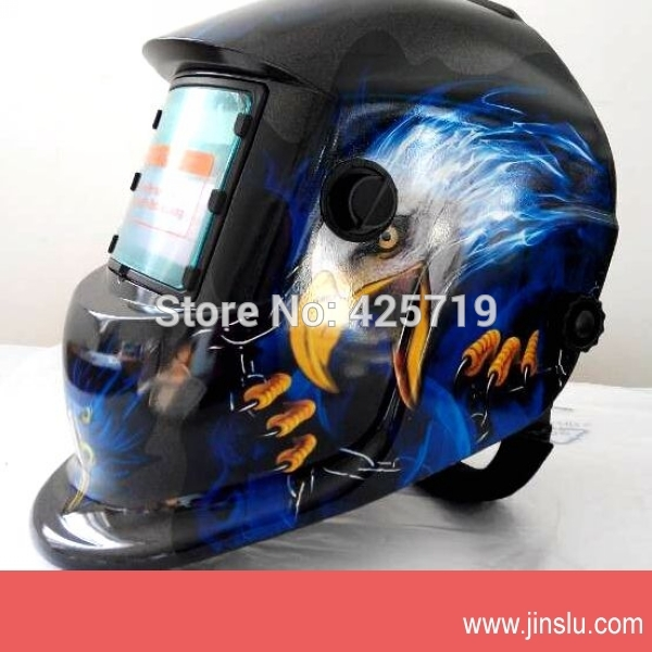 welding mask welding mask for tig/arc/mig Blue eagle<br><br>Aliexpress