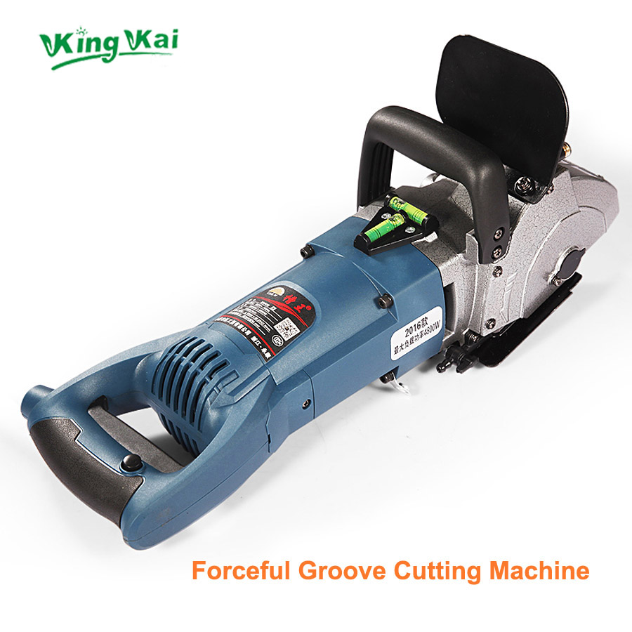 121mm Blade Wall Groove Cutting Chasing Machine-2 (4)