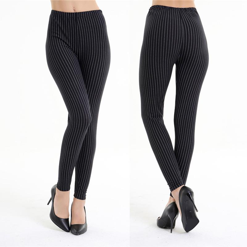 Dasbayla 17 Women Print Fashion Leggings Low Waist Thin stretch Ankle Skinny Pants Sexy Slim Ladies leggings Female 02 14
