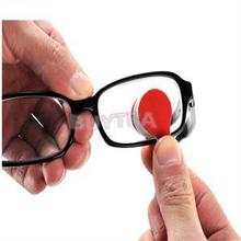 New Microfiber Eyeglass Sunglasses Cleaner Sun Glasses Glass Cleaner Cleaning Limpiador Brochas Spectacles Tool Clean Brush
