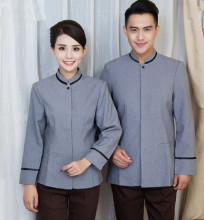high quality hotel waiter uniform hotel cleaner uniform hotel staff uniform bar waiter uniform