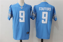 Men's #9 Matthew Stafford embroidery logo White Color Rush Limited legend Free shipping