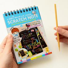 2017 Agenda Pocket Planner Cover Notebook Tiny Memo Note Gift Journal Doodle Fancy Drawing Book Time Design Hot Sale Plan Xm