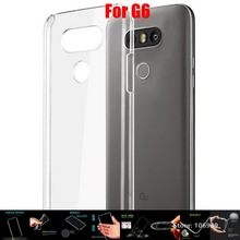 Fashion Best Cheap Soft Transparent TPU Clear Silicone Ultra Thin Fundas Etui Case Cover Cove For LG G6 High-Quality Protective