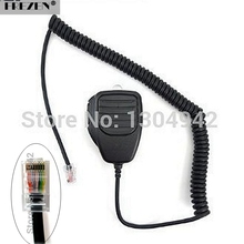 8 pin Handheld Remote Speaker Mic Microphone for iCom Radio IC-706 IC-2000/H IC-F1721 IC-7000 IC-V8000 IC-FR3000 IC-FR4000(China)