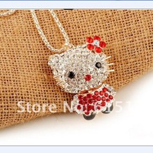 wholesale,Free Shipping,wholesale hello kitty jewelry,hello kitty mascot costume with free jewelry gift -1pcs a lot