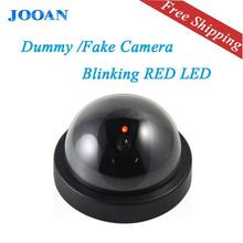 JOOAN indoor outdoor Surveillance Dummy Ir Led Wireless Fake dome camera home CCTV Security Camera Simulated video Surveillance