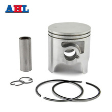 Motorcycle Engine Parts STD Cylinder Bore Size 56mm Pistons & Rings Kit For Kawasaki KDX125 KDX 125