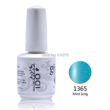1000pcs Best China Nail gel polish Uv gel nail manufacturer cheaper gel Uv Wholesales(China)