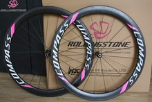 NEW Rolling Stone Carbon Wheelset, 50mm clincher Road wheelset, carbon wheelset Reynolds Rim, Pillar 1422 spoke