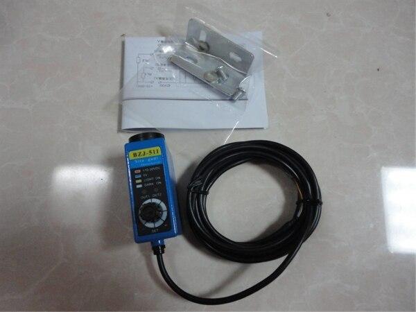 BZJ-511  color photoelectric sensor switch Making electromechanical<br>