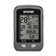 iGPSPORT Rechargeable IPX6 Waterproof Auto Backlight Screen Bike Cycling Cycle Bicycle GPS Computer Odometer with Mount(China)
