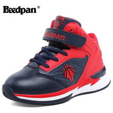 Children Casual Shoes Boys Shoes Girls Brand Kids Leather Boys Sneakers Sport Shoes Fashion Casual Children Boy Sneakers Footbal(China)