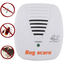 Multifunctional Ultrasonic Electronic Cat Mouse Killer Device Mini Mosquito Insect Control Pest Repeller(China)