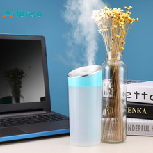 New Silent Mini USB Ultrasonic Humidifier For Car Home Office LED Light Electric Aroma Diffuser Moisturizing Mist Maker