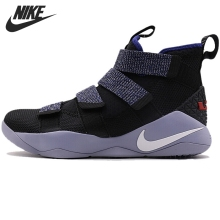 Original New Arrival 2017 NIKE SOLDIER XI EP Men's Basketball Shoes Sneakers(China)