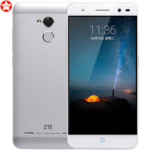 Original ZTE Blade A2 MTK6750 Octa Core 4G LTE Smartphone 5.0 inch HD 2GB + 16GB Android 5.1 13MP Dual SIM Touch ID Mobile phone(China)