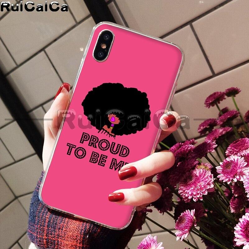 Melanin sticker Poppin Aba Queen Black Girl