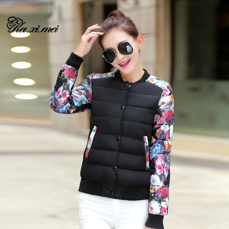 Top Brand Flower Print Women Jacket Youtube 3021262