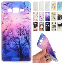Cartoon Lemon Rubber Back Cover Silicon Soft TPU mobile phone case For Samsung Galaxy Grand Prime G530 G530H G530M G531H G531F