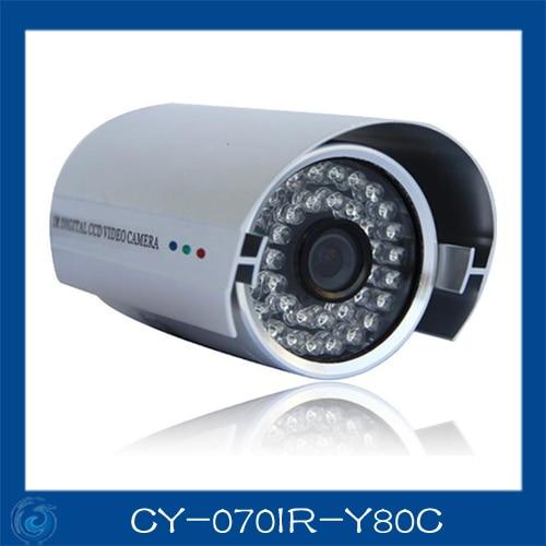 1/3SONY 800TVL camera with 36pcs IR LED 3D-DNR waterproof outdoor camera.CY-070IR-Y80C<br>