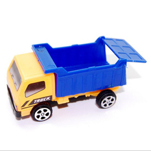 1 pcs Engineering vehicle autotruck for kids toys gift transport machine sliding car truck model children's educational toys