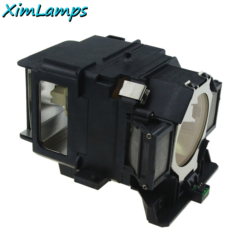 Compatible Bulb ELPLP52/V13H010L52 Projector Lamp with housing for Epson EB-Z8000WU EB-Z8050W PowerLite Pro Z8000WUNL EB-Z8050WL<br>