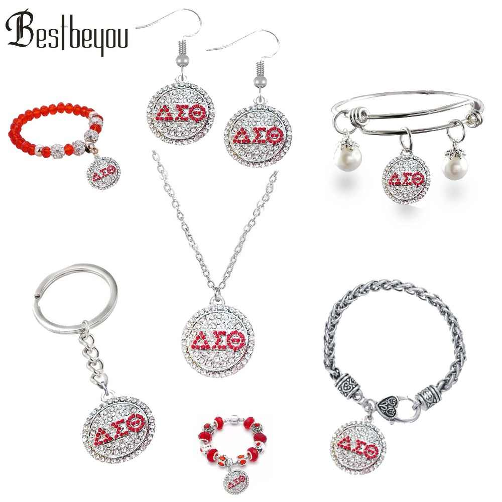 Detail Feedback Questions about Greek Alphabet DELTA SIGMA THETA