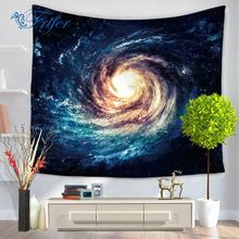 Starry Sky Wall Hanging Carpet Beach Towel Yoga Mat Sofa Blanket Cloth Tapestries Home Decorative Tapestry Sitting Carpets