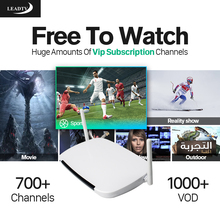 Dalletektv Smart TV Box Q9 STB Q9 Arabic IPTV Channel Subscription 1 year HD French TV Receivers In Europe Italian Media Player(China)