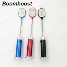 Boomboost 15 SMD work lights Multi function corner lights multi color LED flashlight for Camping Hunting Cycling Torch Lamp(China)