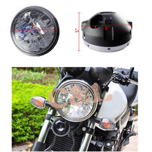 DC12V Motorcycle halogen bulbs front headlights motorcycle head light Fit for honda CB400 VTEC VTR250 Hornet 250/600