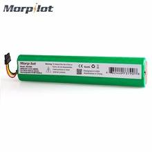 Morpilot 12V 4000mAh NiMh Battery for Neato Botvac 70e 75 80 D85 Robot Vacuum Cleaner for Home Neato Botvac Neato D Series(China)