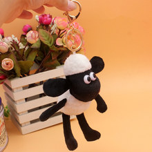 14cm Cute Shaun Sheep Lamb Plush Toys Doll For Girl Children's Baby Birthday Holiday Gift Send Kids Lovely Children Toys