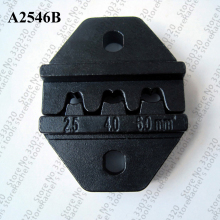 Crimping dies for crimping solar MC4 connectors 2.5-6mm2 MC4 crimping tool PV solar MC4 crimp tool dies