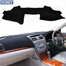 Dashboard Cover Fit For 2007 2008 2009 2010 2011 Toyota Camry XV40 Dashmat Dash Mat Pad Sun Shade Dash Board Cover Carpet RHD
