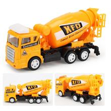 1:60 Alloy Engineering Toy Car Truck Children's Birthday Gift Construction Dropship Y813(China)