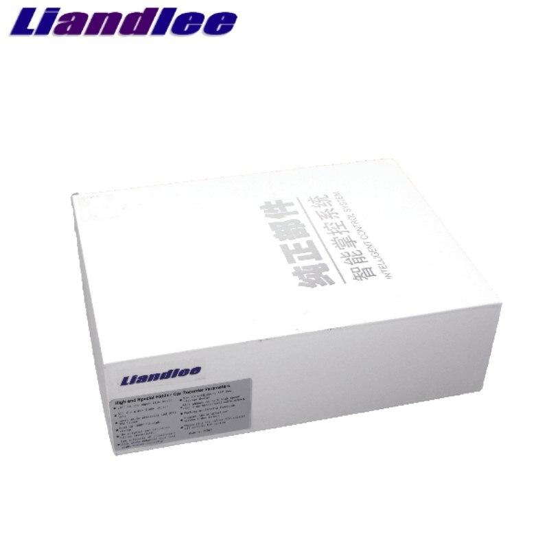 Liandlee For Audi TT TTS MK3 2014 ~2016 Car Black Box WiFi DVR Dash Camera Driving Video Recorder 06