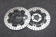 Motorcycle Front Brake Disc Rotors For MD4008C ZZR 250 (EX 250 H1-H13) 90-03 /MD4008CC ZL 400 D1/D2 94-95 Universel