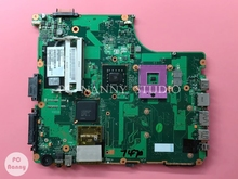 NOKOTION V000125900 laptop motherboard for Toshiba Satellite A300 A305 mainboard 1310a2169916 & free cpu
