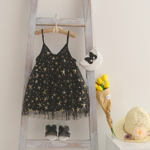 (Tem Doger) Girls Summer Dresses Casual Princess Dresses Kids Clothing Lace Girls Dresses One Pieces Wedding Party Costume