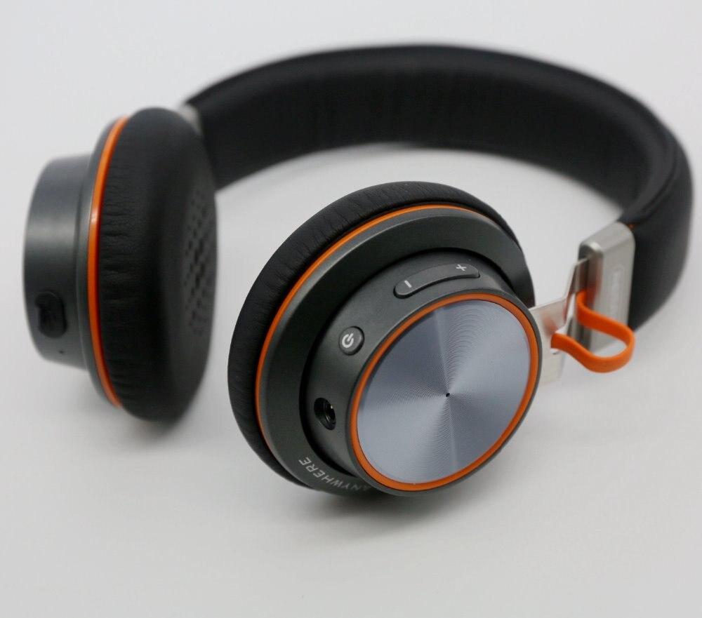 195HB headset Bluetooth Headphones Sport Wireless bluetooth headphone With Microphone For Phone <br>