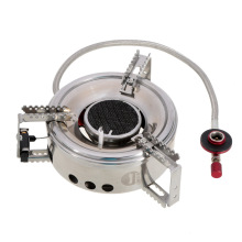 Outdoor Gas Stove Head Butane for Camping Cooking Big Power Windproof Infrared Heating Stove Split-Type 3500W Stove(China)