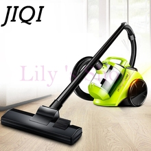 JIQI 1400W rod drag Vacuum cleaner handheld electric suction machine brush dust collector Aspirator Catcher Home Portable zipper
