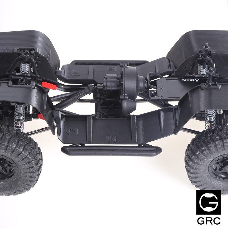 1/10 Climbing Rc Car Upgrade Part Side Fender Middle Baffle For Axial SCX10 JK Wrangler 90027 90028 90035<br>